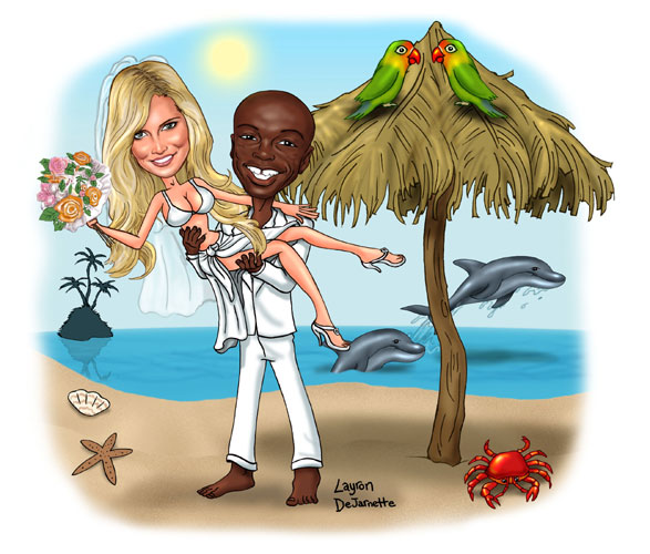 heidi klum seal wedding pictures. Heidi Klum and Seal: Wedding